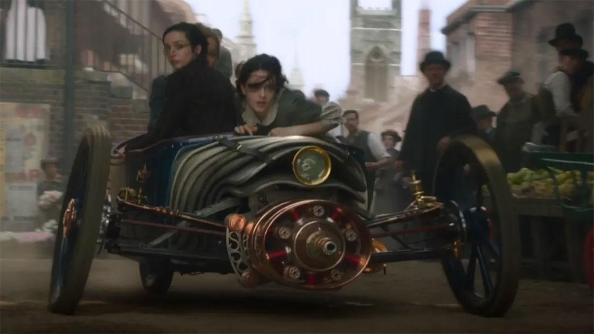 La Londra steampunk di The Nevers