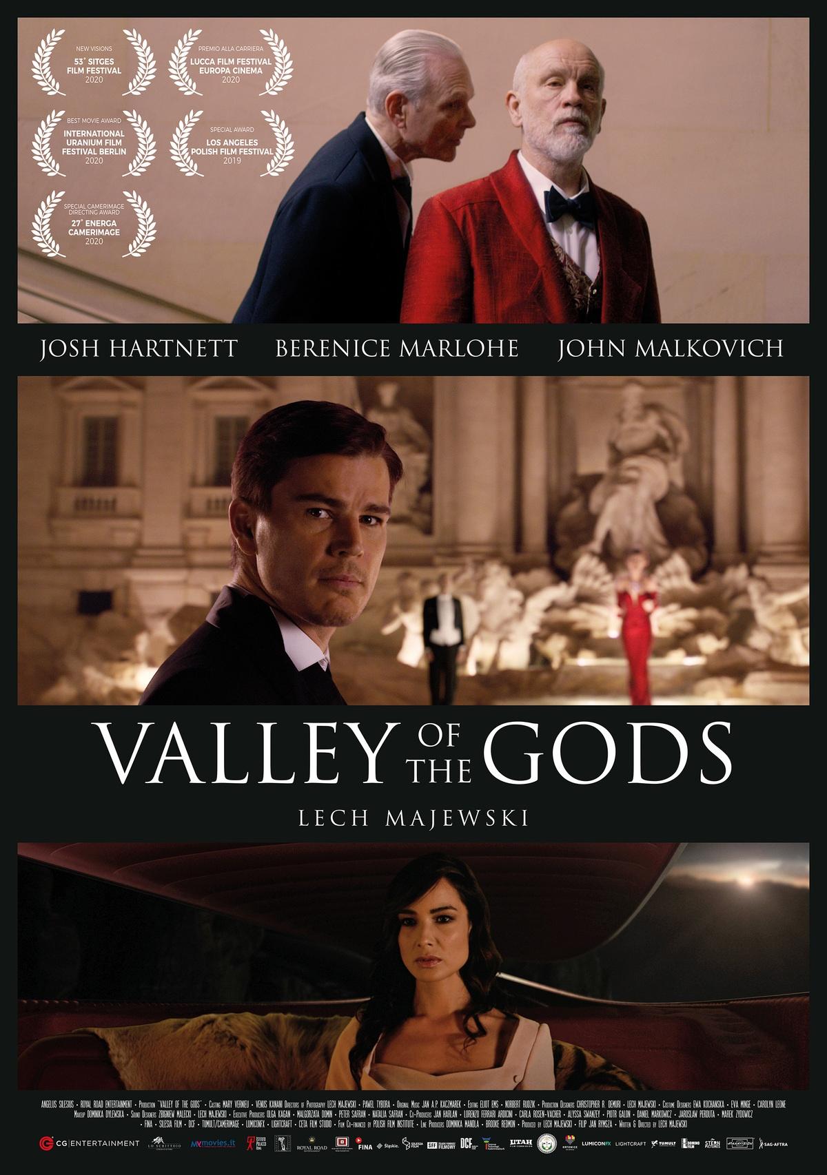 Film in uscita: Valley of the Gods
