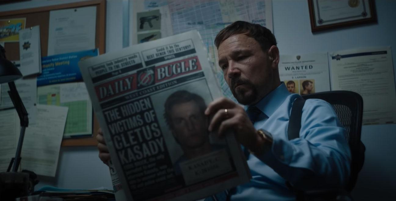 Il Daily Bugle in Venom: La furia di Carnage