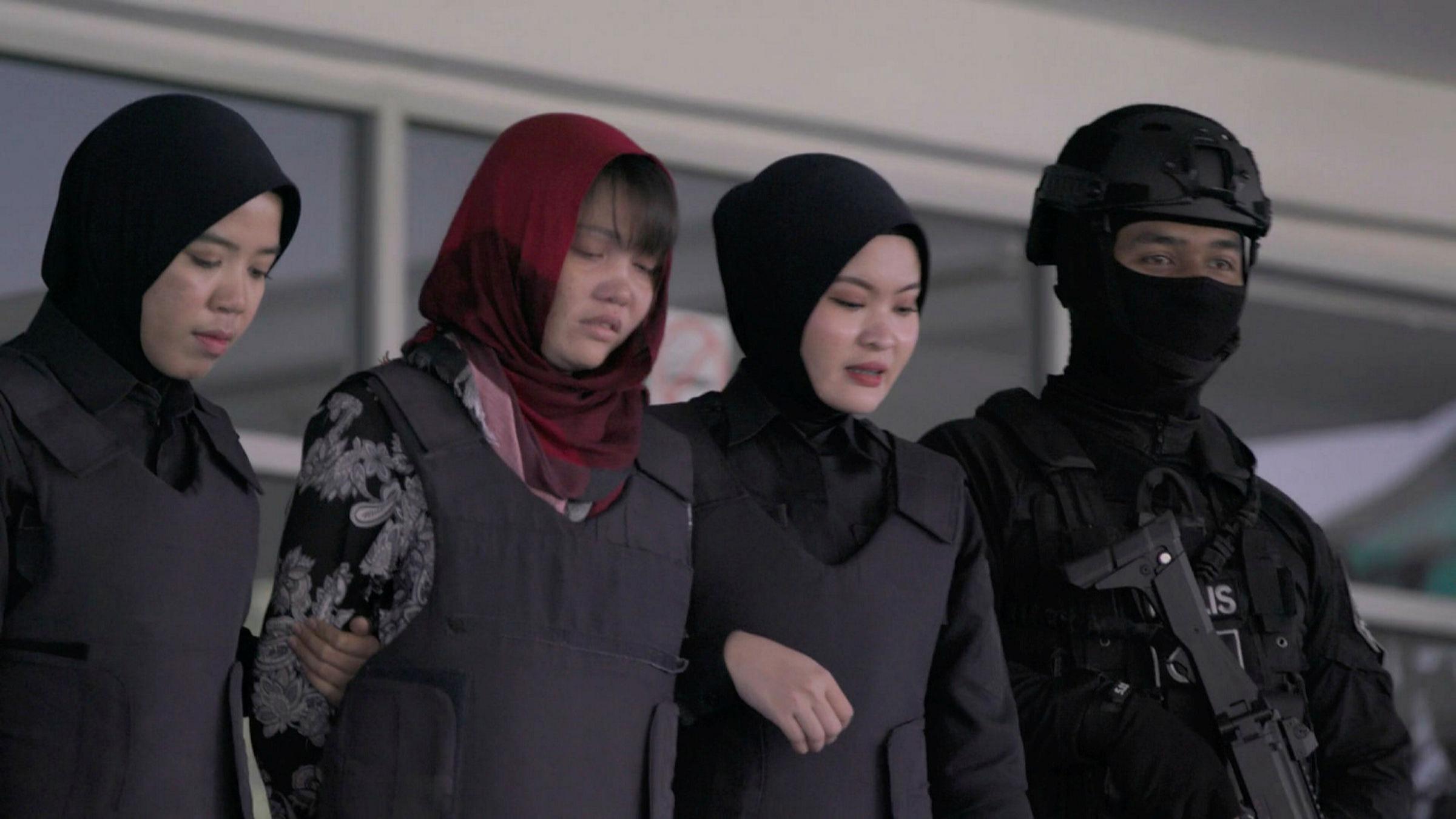 Doan Thi Huong e Siti Aisyah