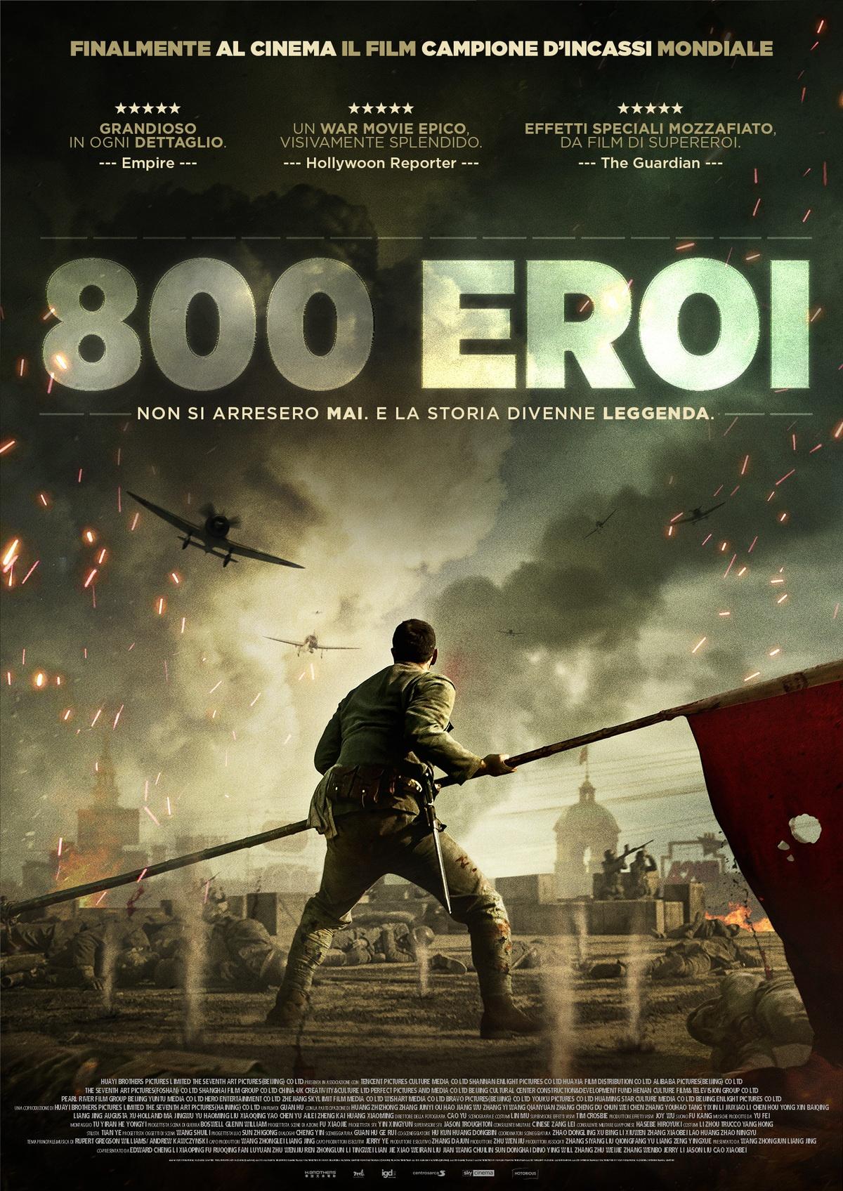 Film in uscita: 800 Eroi