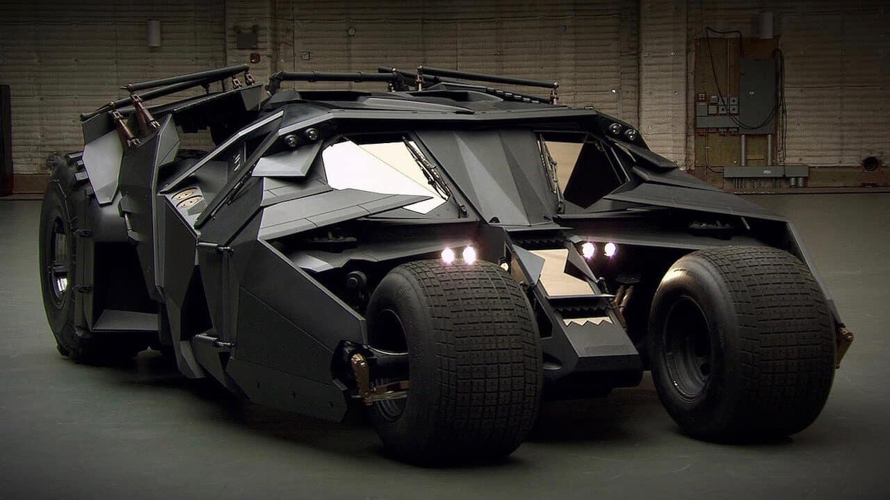 Batmobile Tumbler - Batman Begins (2005)