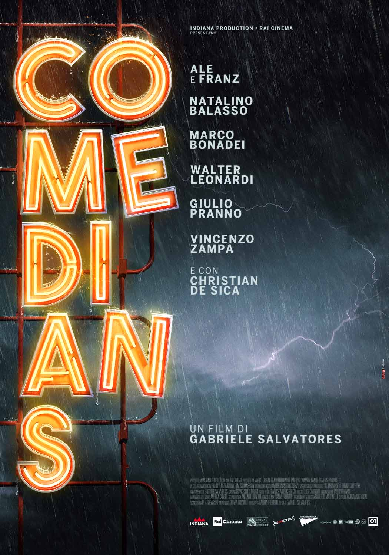 Film in uscita: Comedians