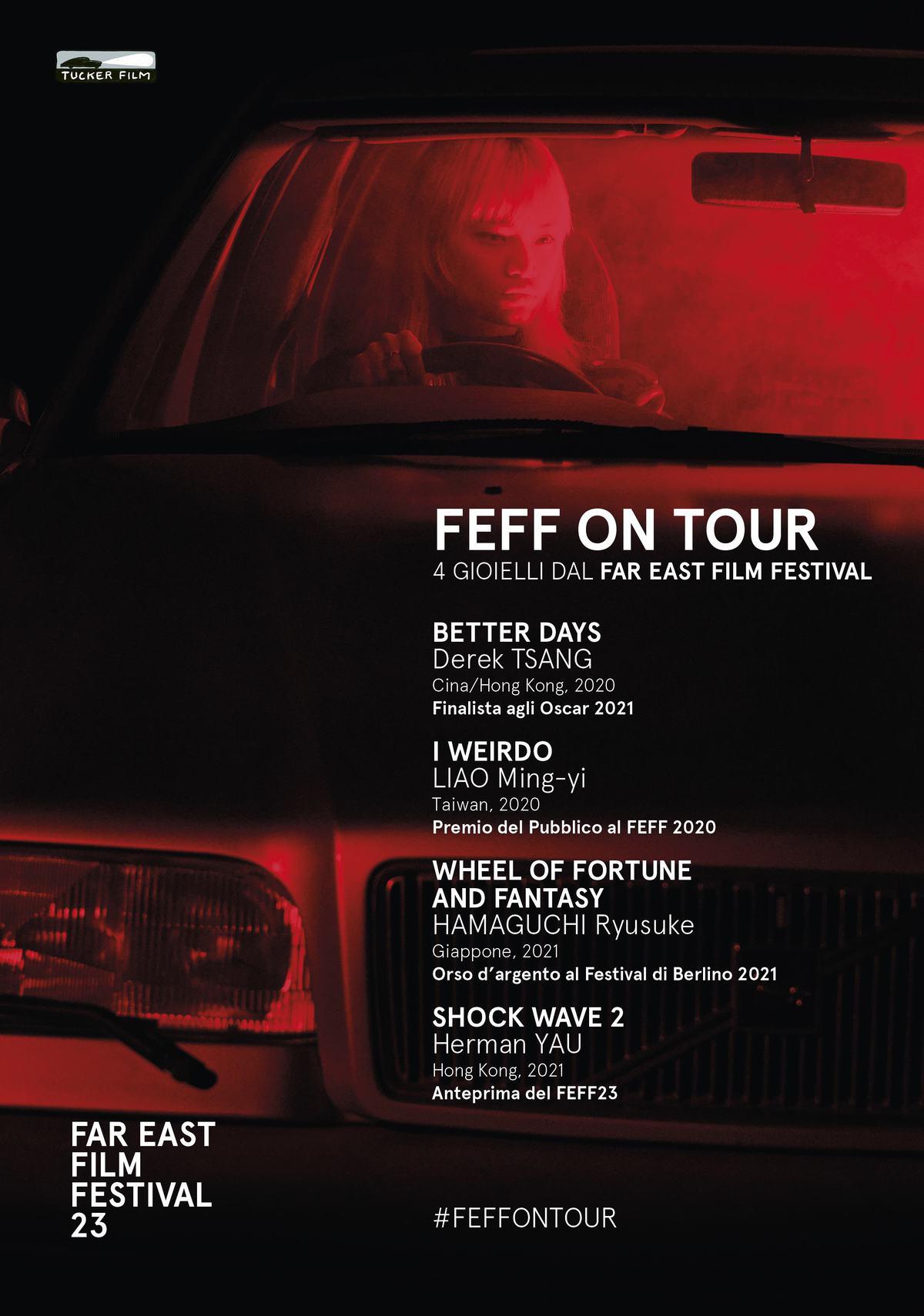 FEFF on Tour