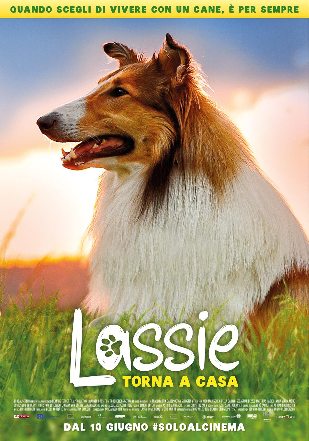 Film in uscita: Lassie torna a casa
