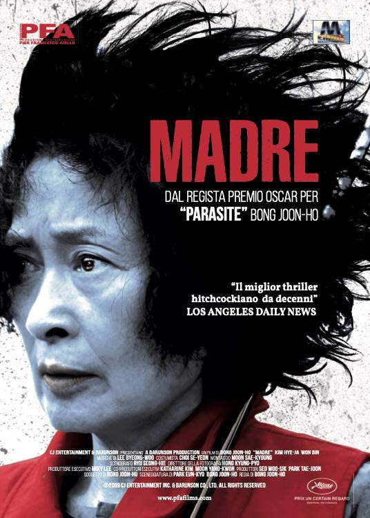 Film in uscita: Madre