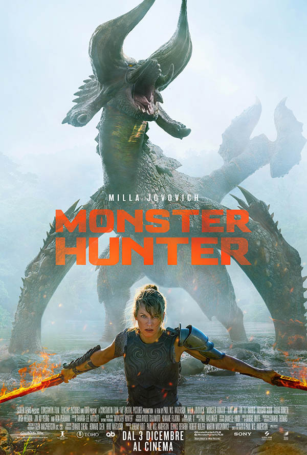 Film in uscita: Monster Hunter