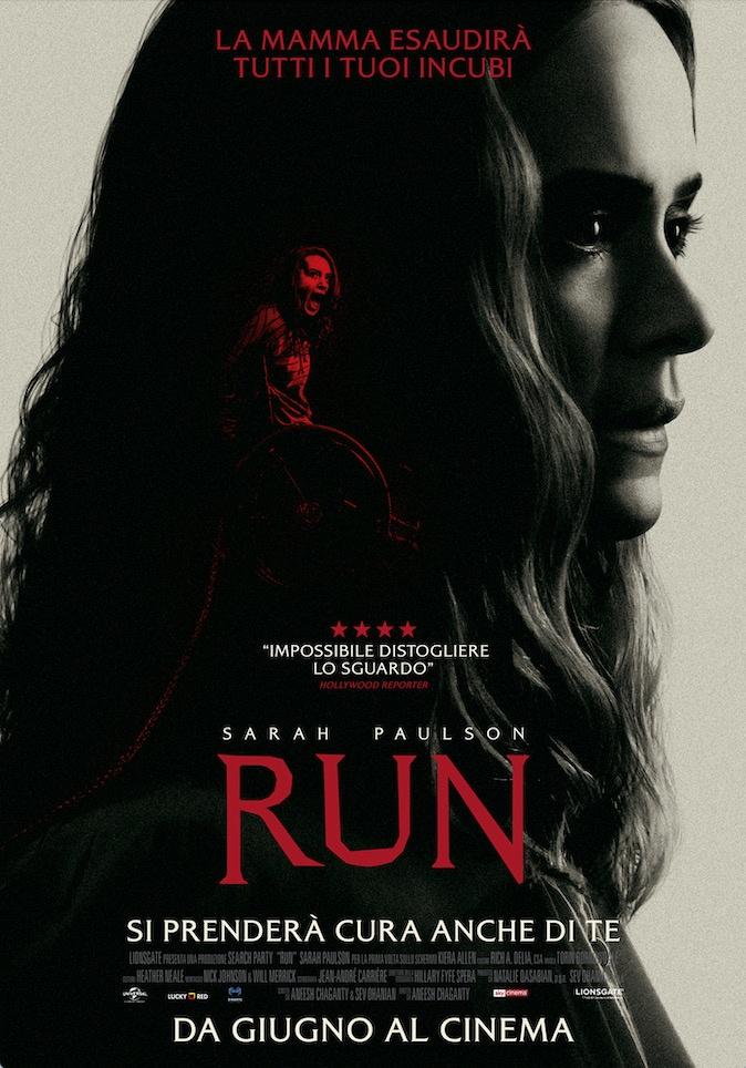 Film in uscita: Run