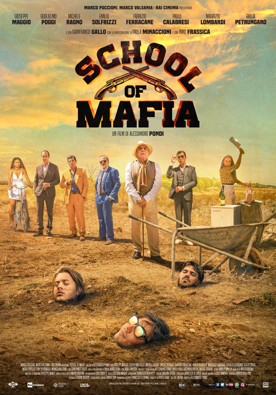 Film in uscita: School of Mafia