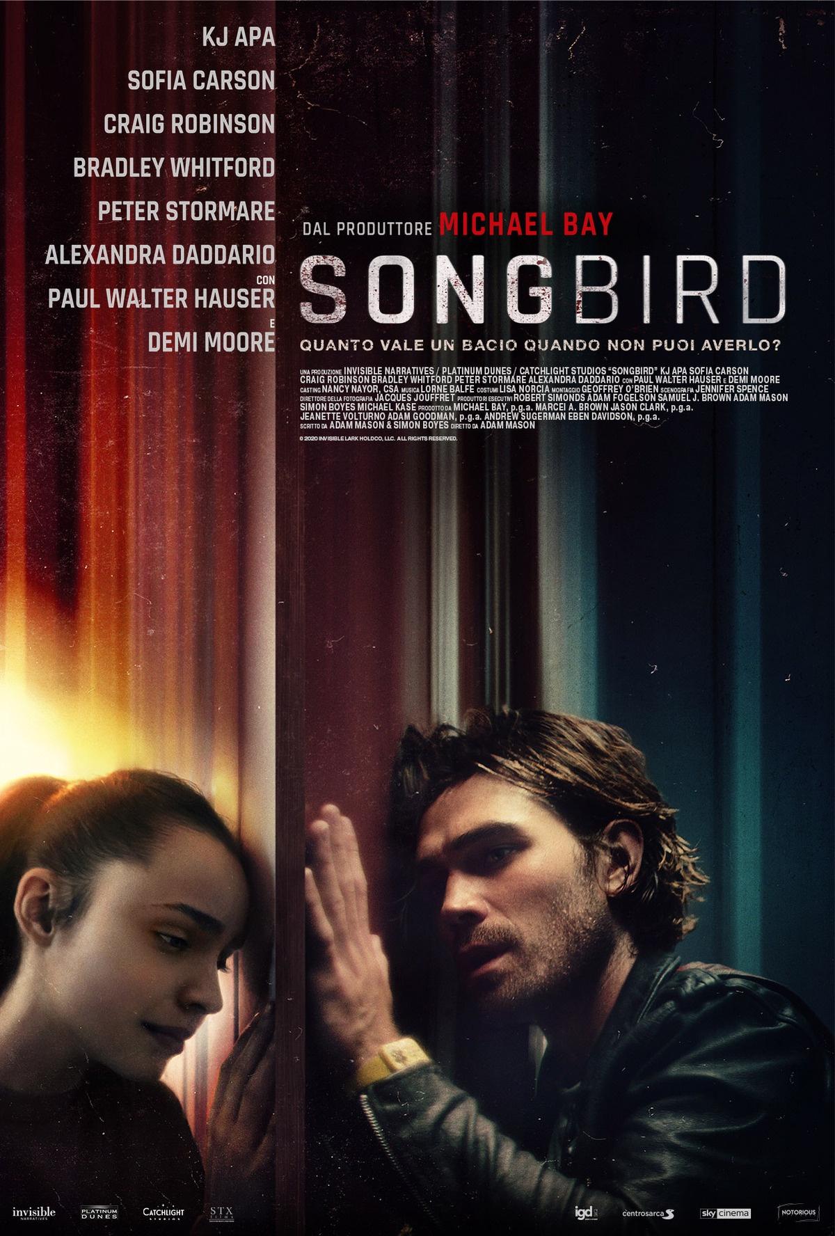 Film in uscita: Songbird