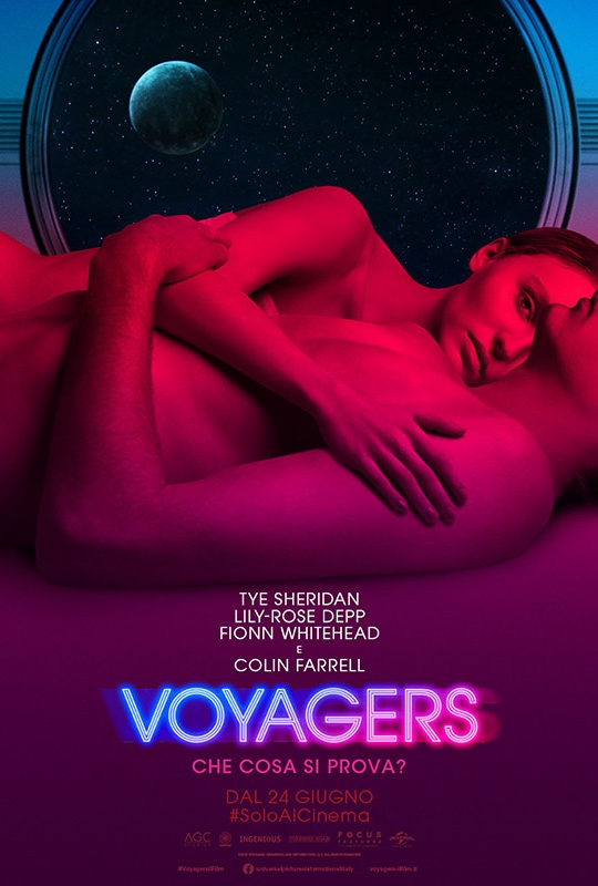 Film in uscita: Voyagers