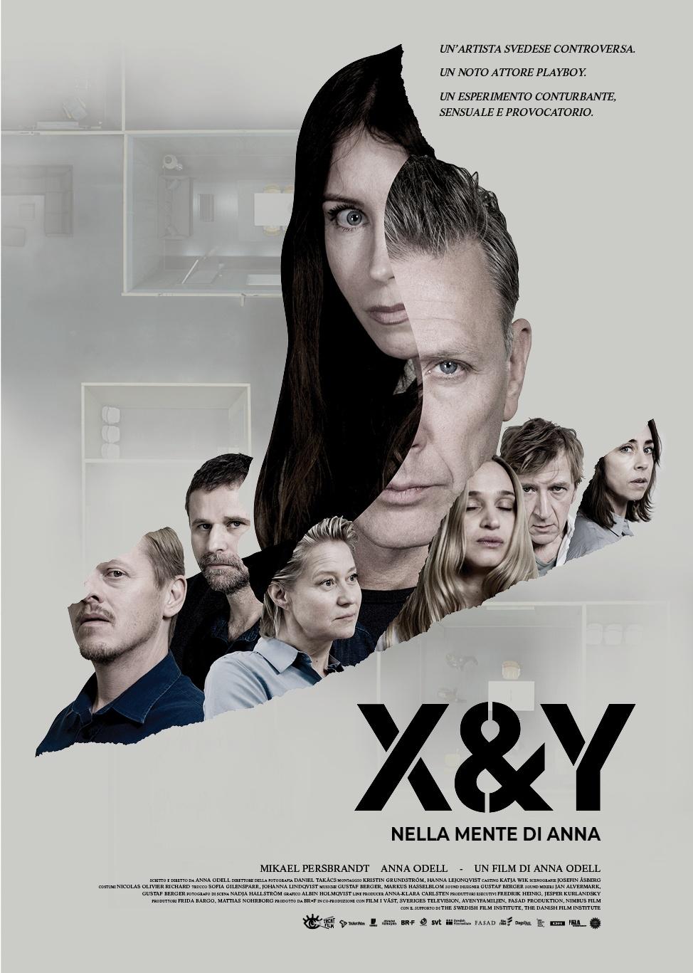 X & Y Nella mente di Anna