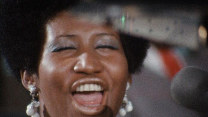 Amazing Grace recensione documentario su Aretha Franklin