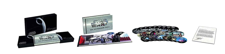 Amazon Prime Day: Star Wars - La saga di Skywalker in 4K Limited Edition da 27 dischi Blu-ray