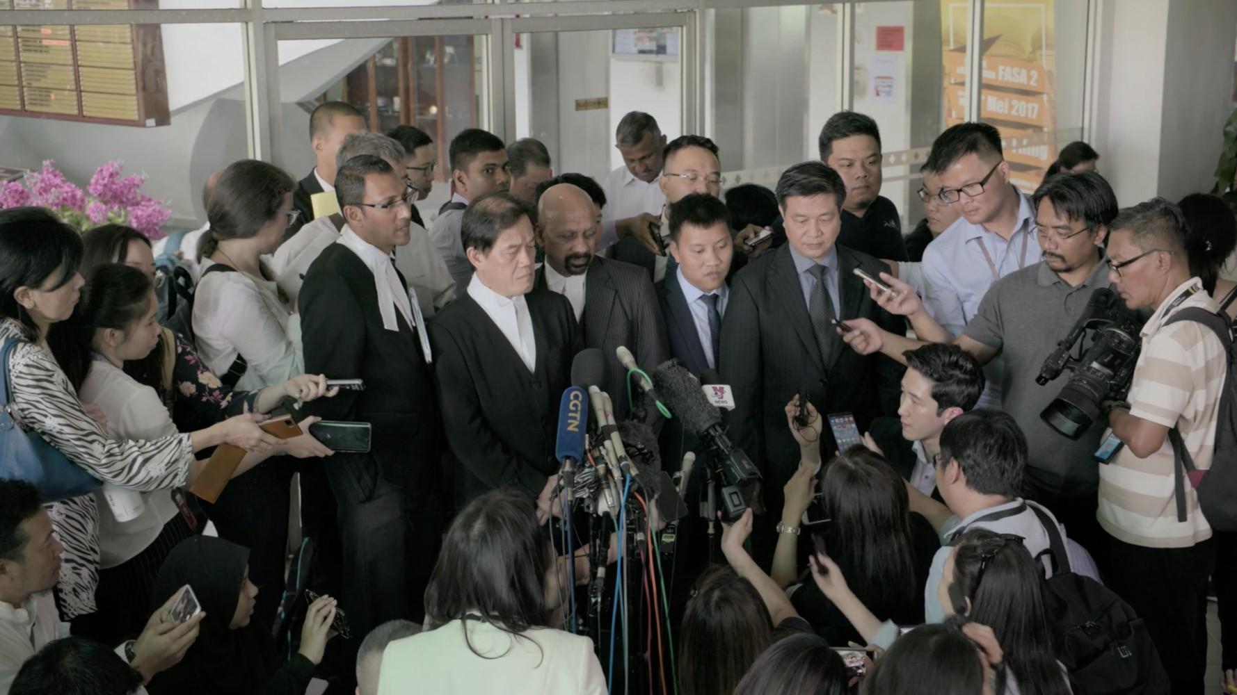 Il processo per l'assassinio di Kim Jong-nam
