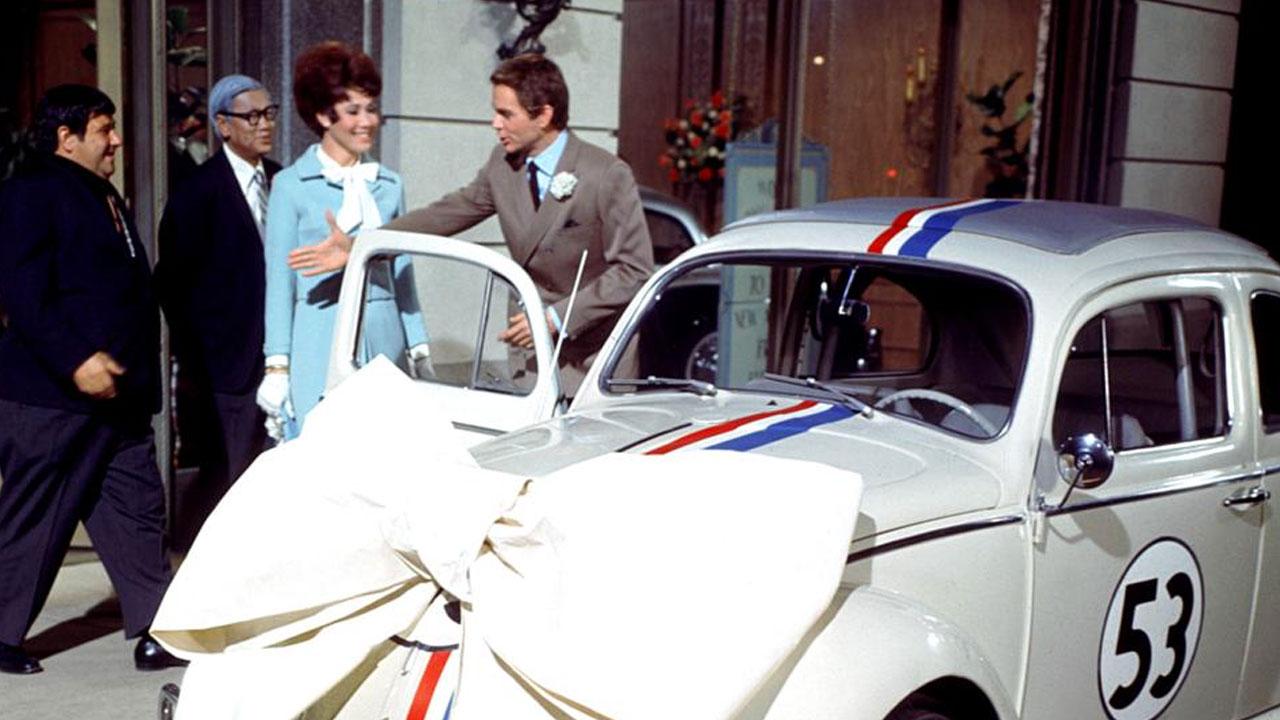 Herbie - Un maggiolino tutto matto (1969)