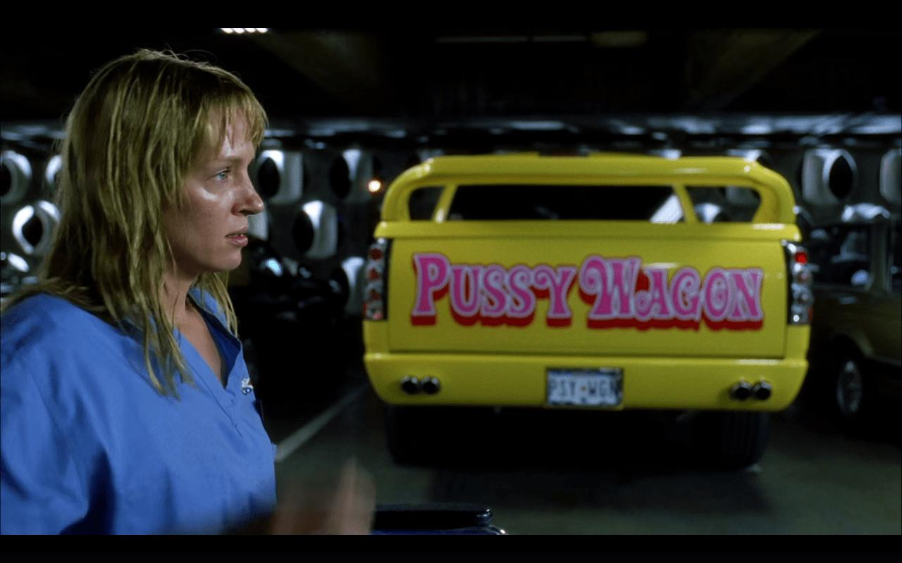 Pussy Wagon - Kill Bill Volume 1 (2003)
