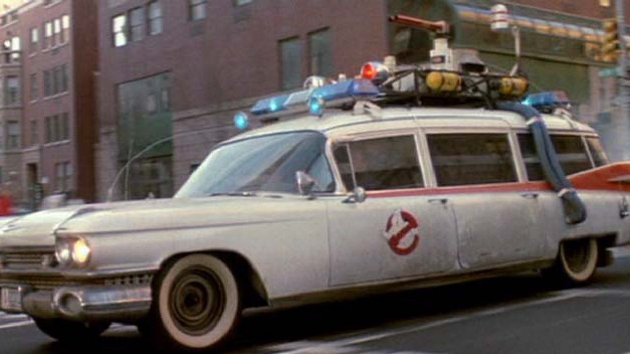 Ecto-1 - Ghostbusters (1984)