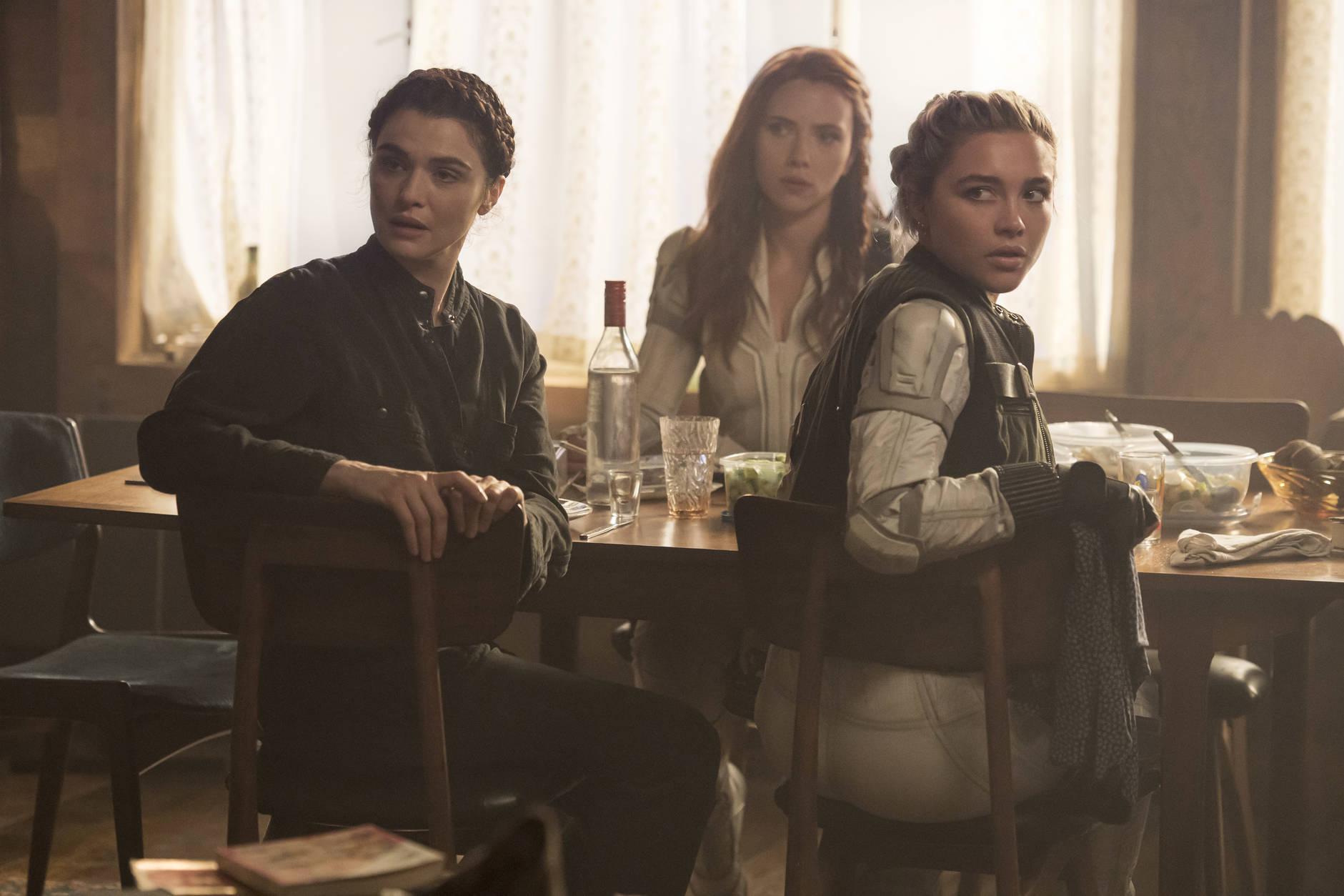 Black Widow recensione film di Cate Shortland con Scarlett Johansson