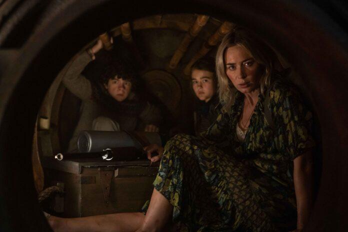 Box Office USA: A Quiet Place 2 da record con 58,5 milioni di dollari