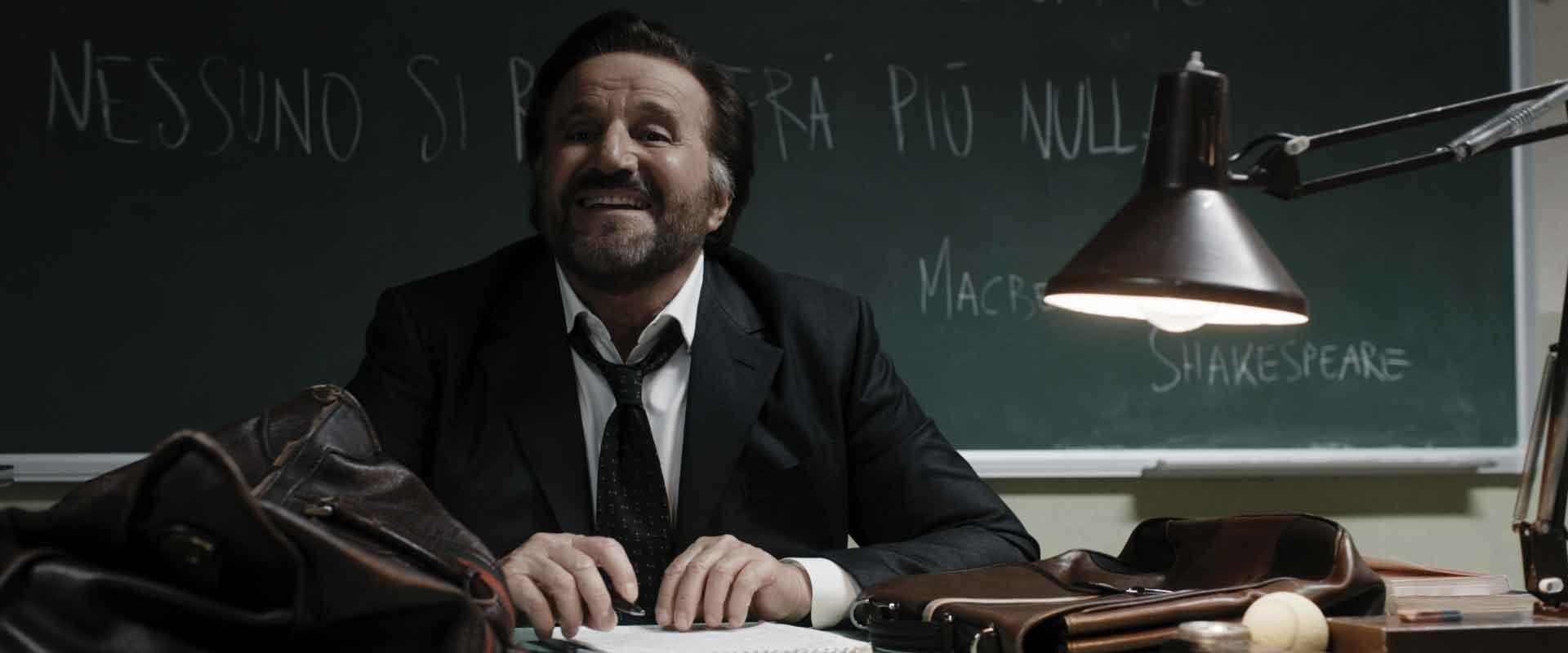 Christian De Sica in Comedians