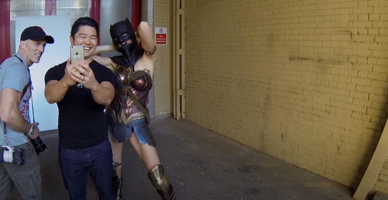 Gal Gadot diventa Batwoman