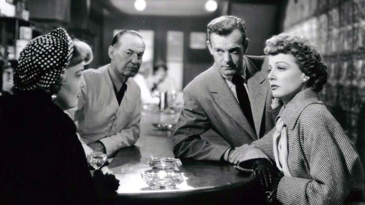 Il mistero del marito scomparso recensione film di Norman Foster con Ann Sheridan