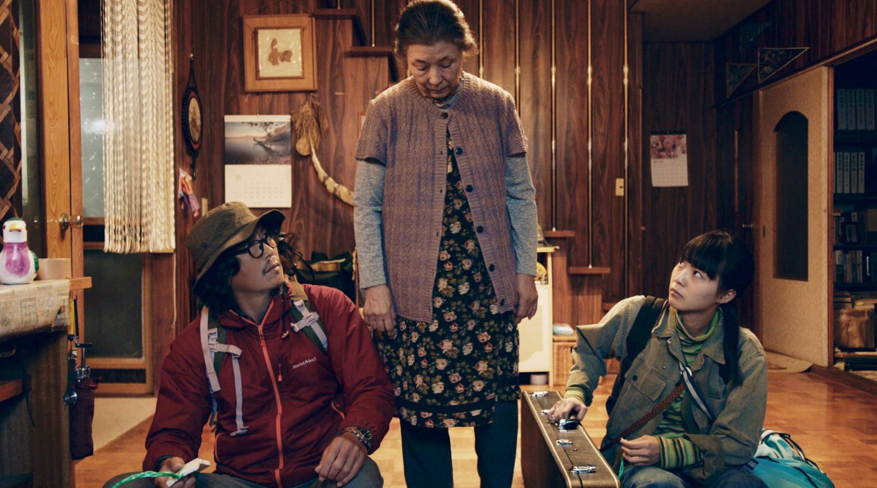 Ito recensione film di Yokohama Satoko con Komai Ren