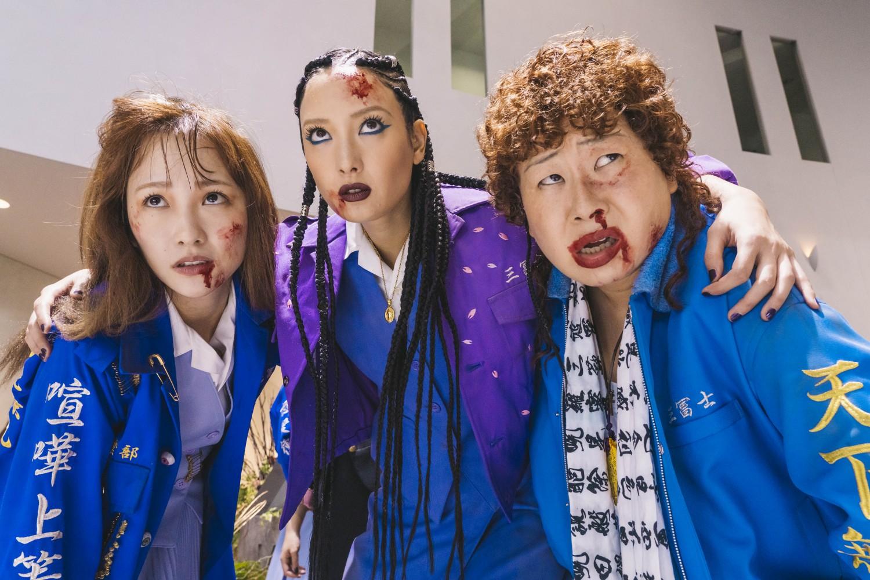 Kawaei Rina, Nanao e Oshima Miyuki