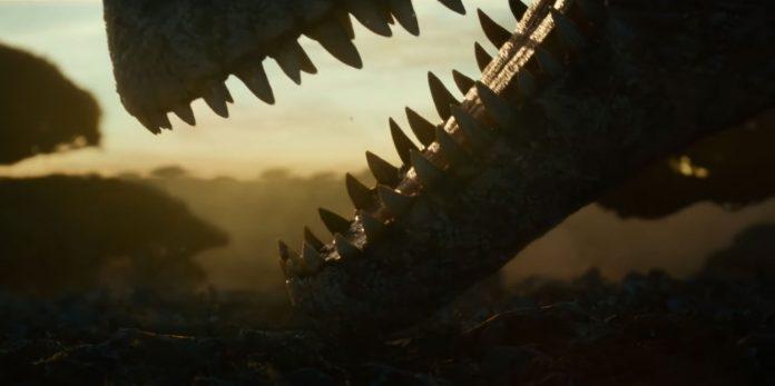 Jurassic World: Dominion: il primo teaser trailer