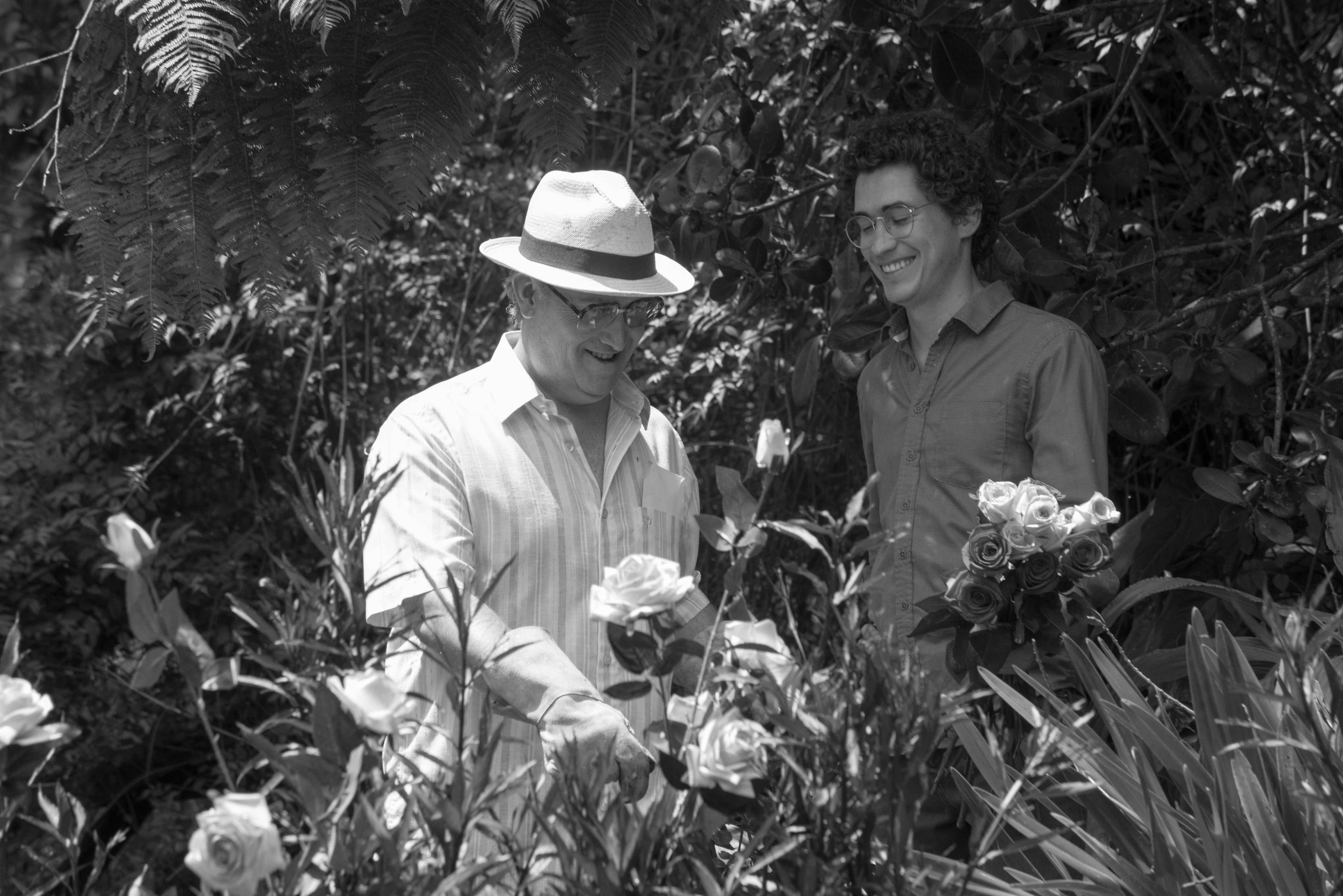 Javier Cámara e Juan Pablo Urrego