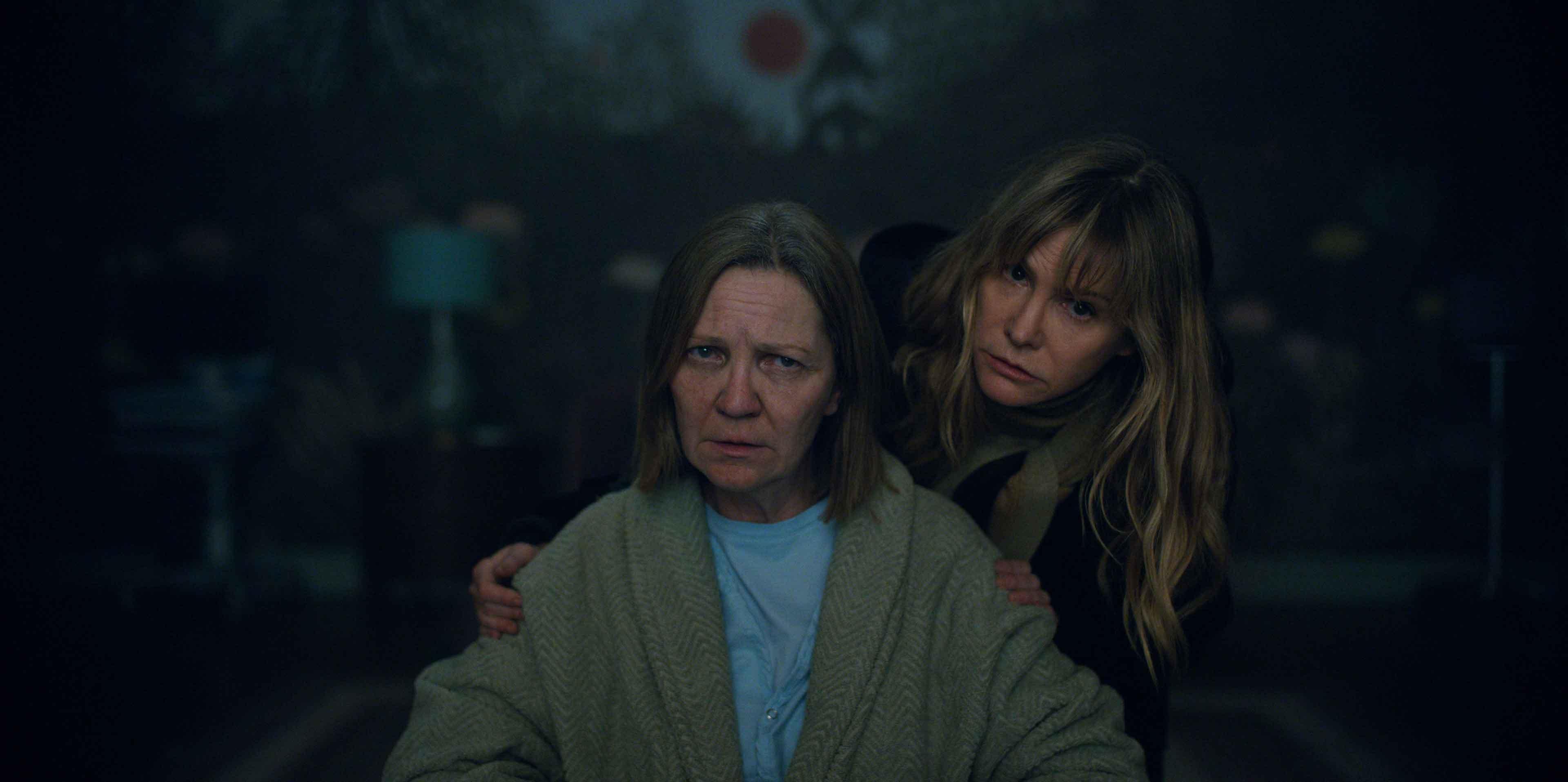 Joan Allen e Jennifer Jason Leigh