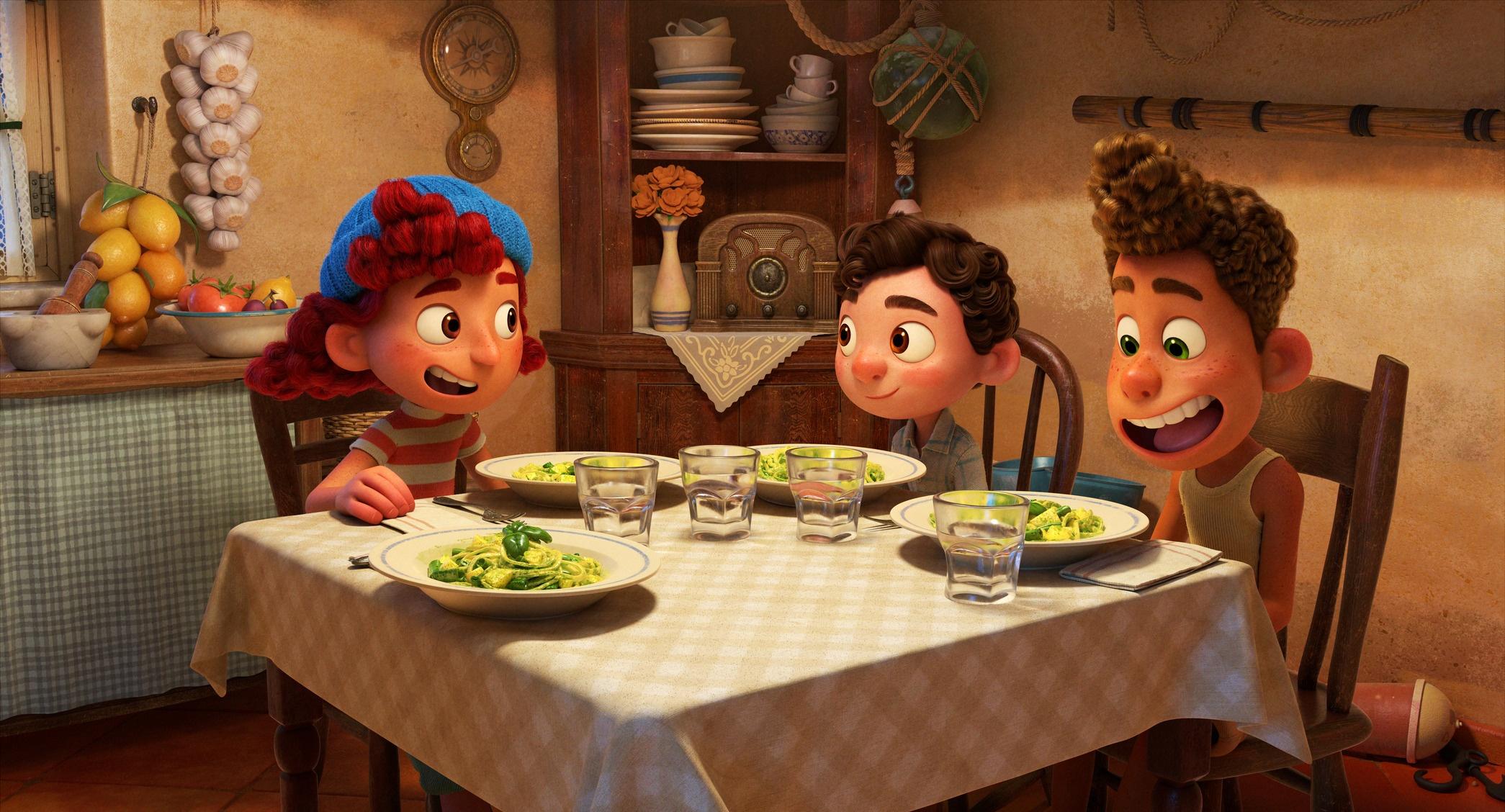 Luca recensione film d'animazione Disney Pixar di Enrico Casarosa