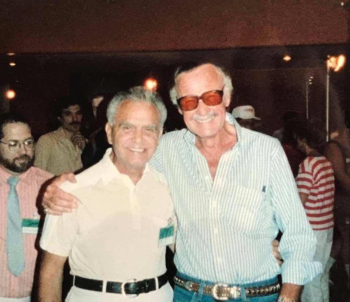Jack Kirby e Stan Lee