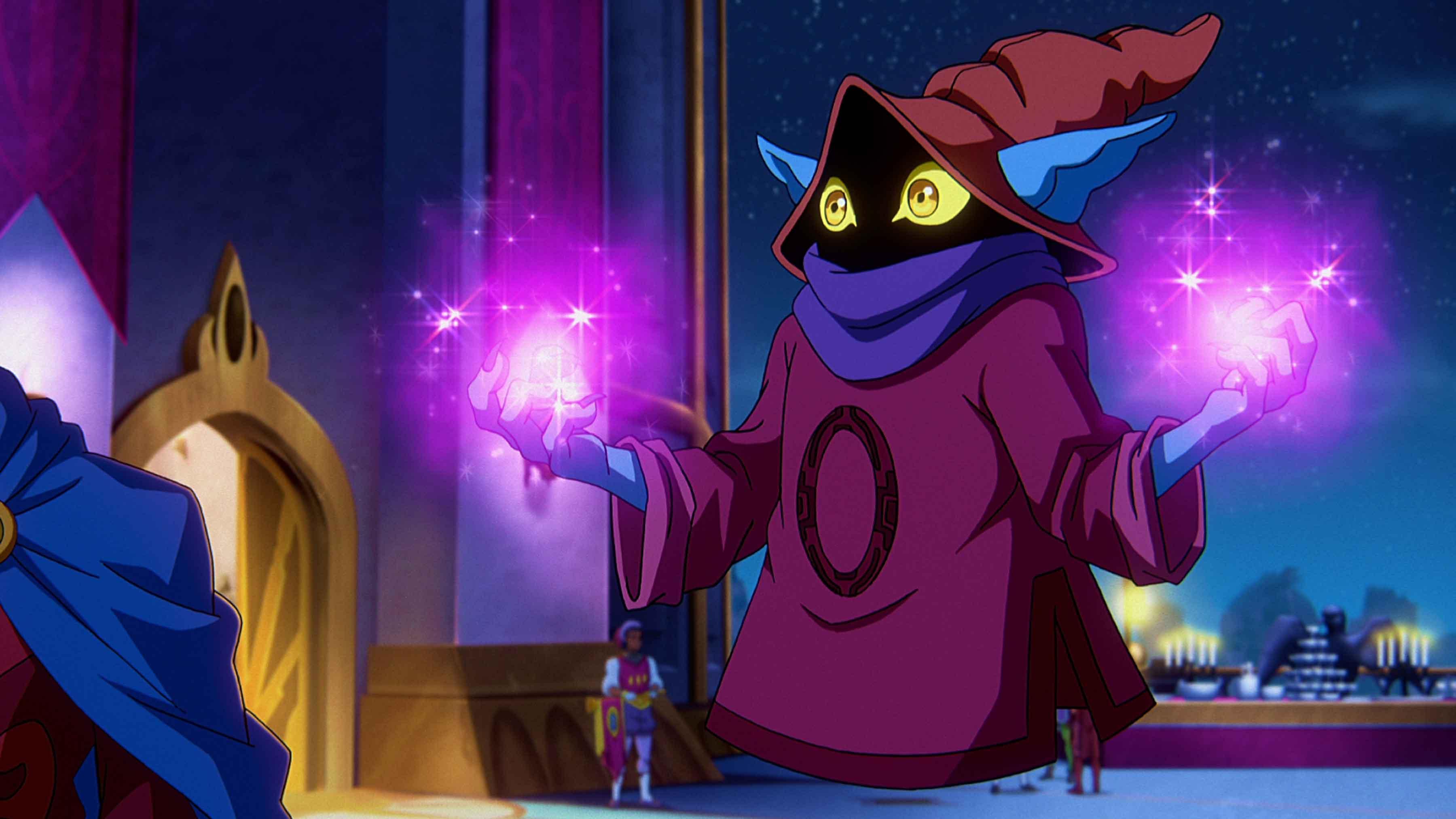 Griffin Newman è Orko