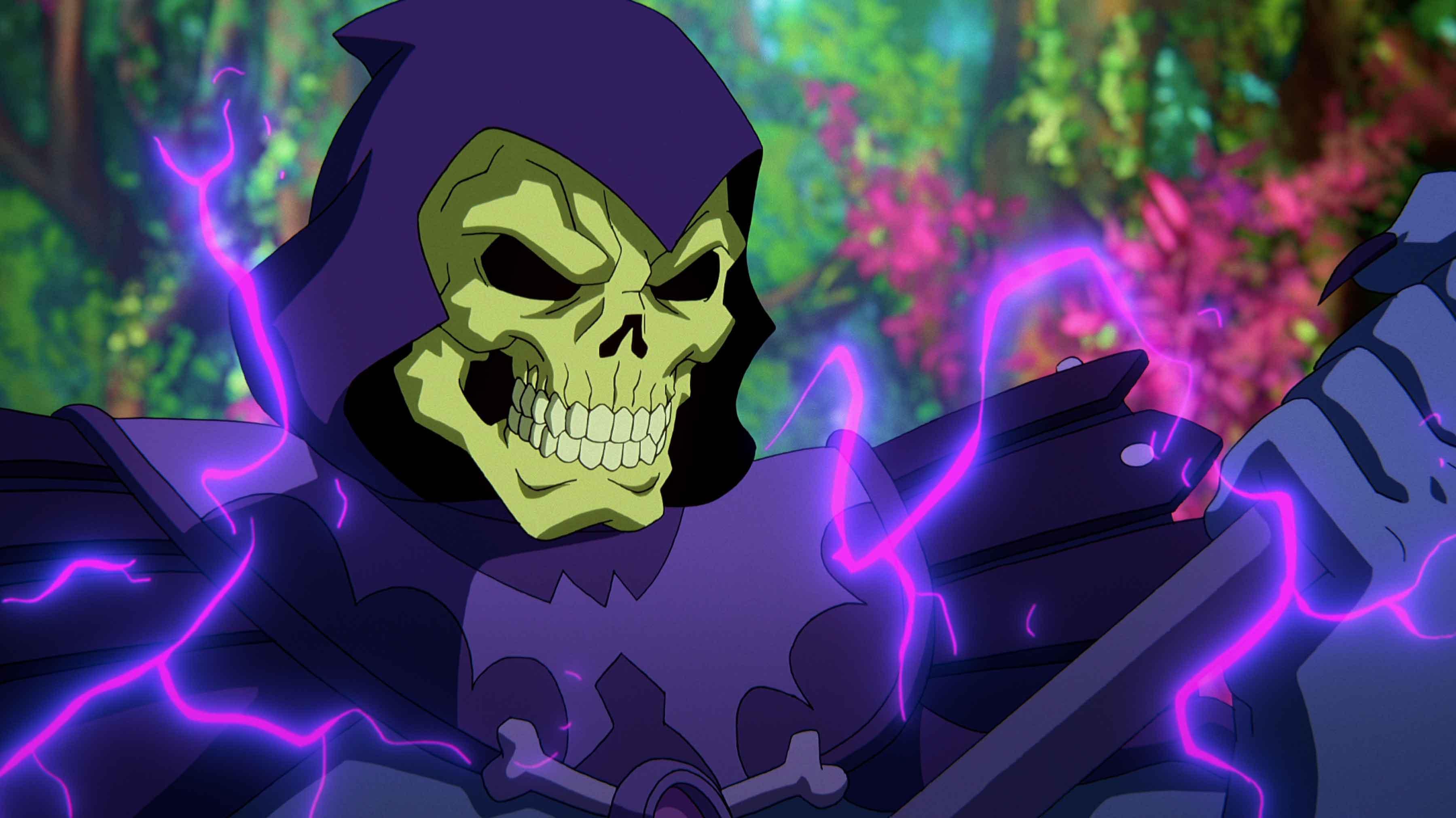 Mark Hamill doppia il mitico Skeletor