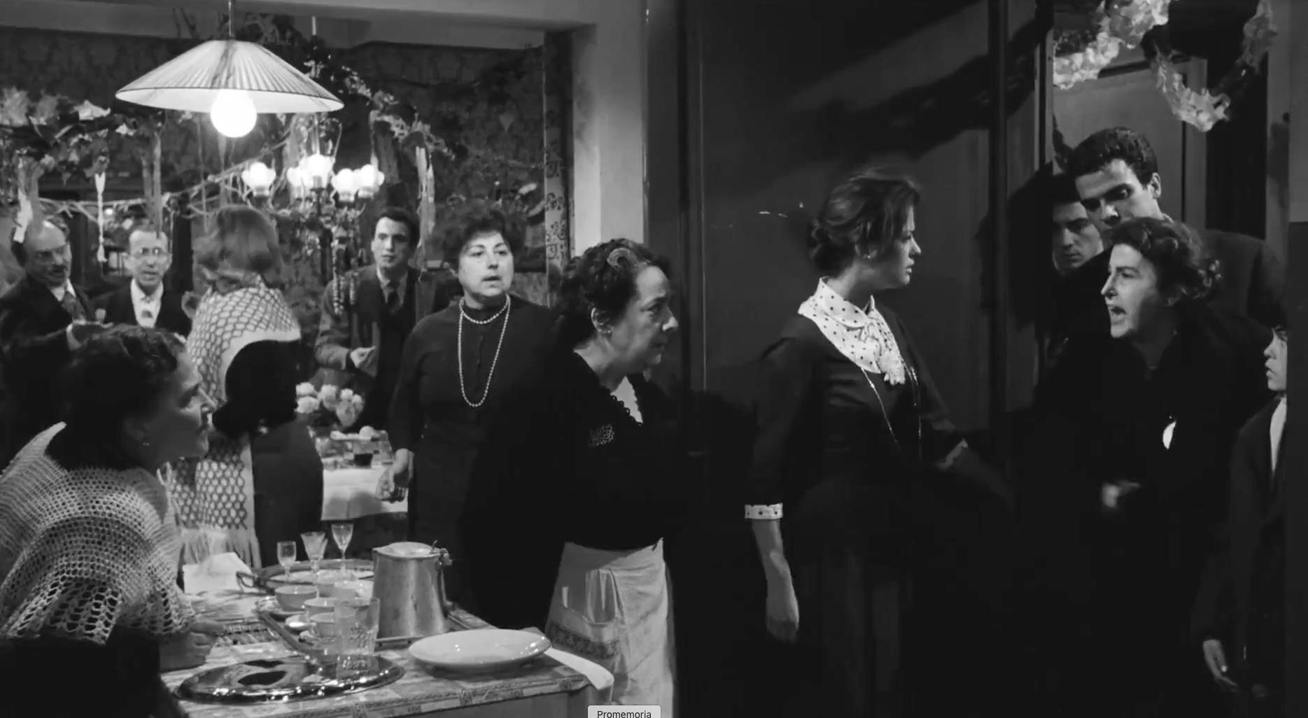 Rocco e i suoi fratelli recensione film Luchino Visconti
