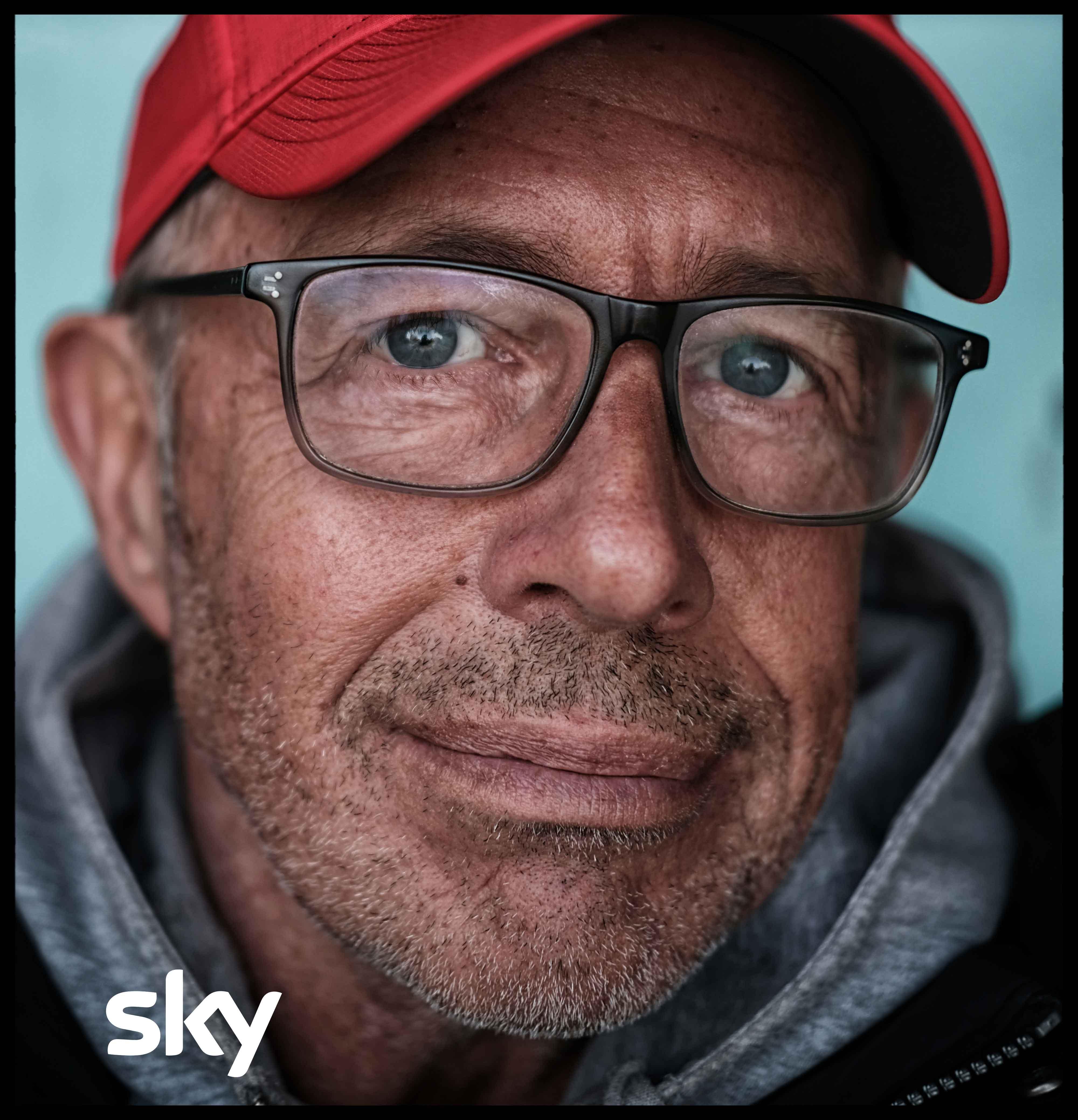 Il regista Peter Chelsom