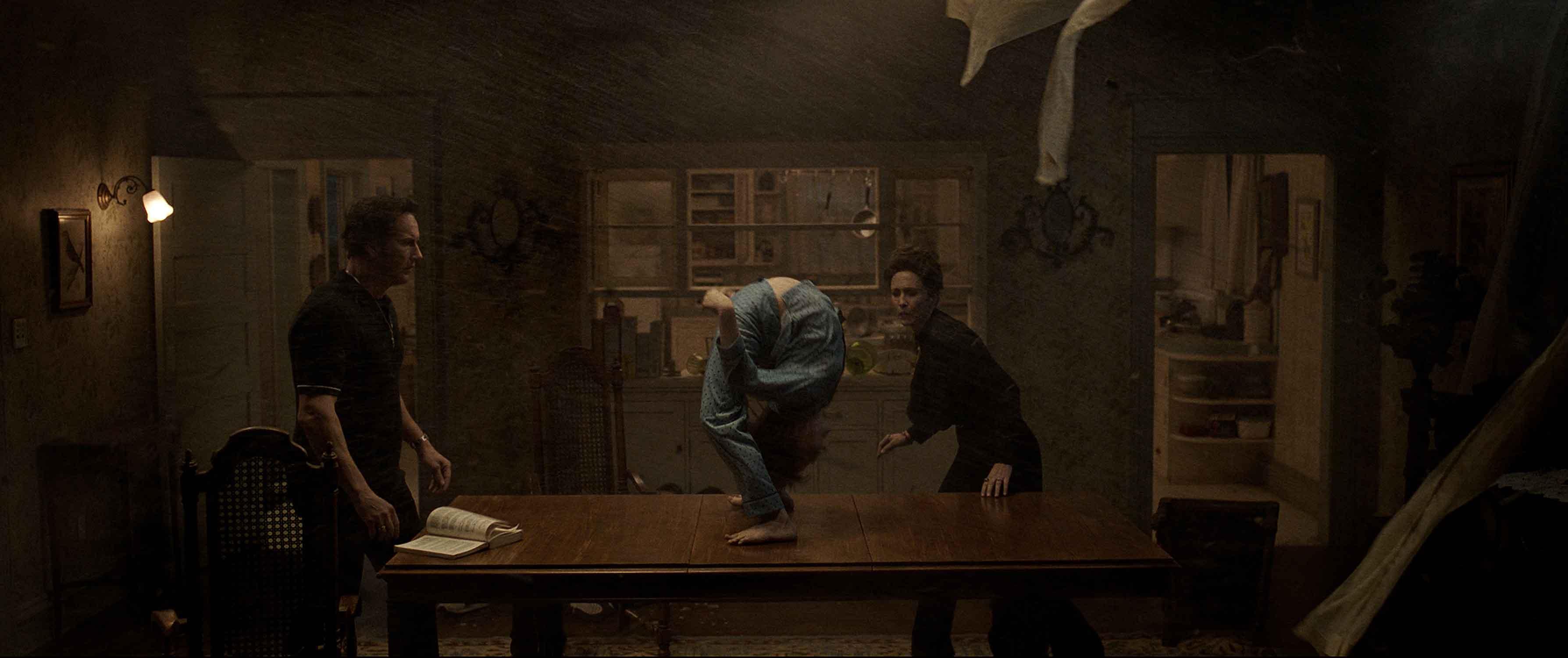 The Conjuring 3 - Per ordine del diavolo recensione film con Vera Farmiga e Patrick Wilson