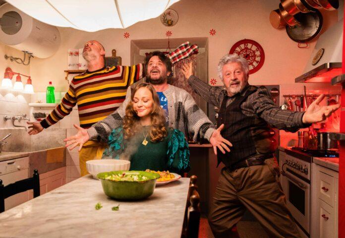 Tutti per Uma recensione film di Susy Laude con Lillo Petrolo e Pietro Sermonti