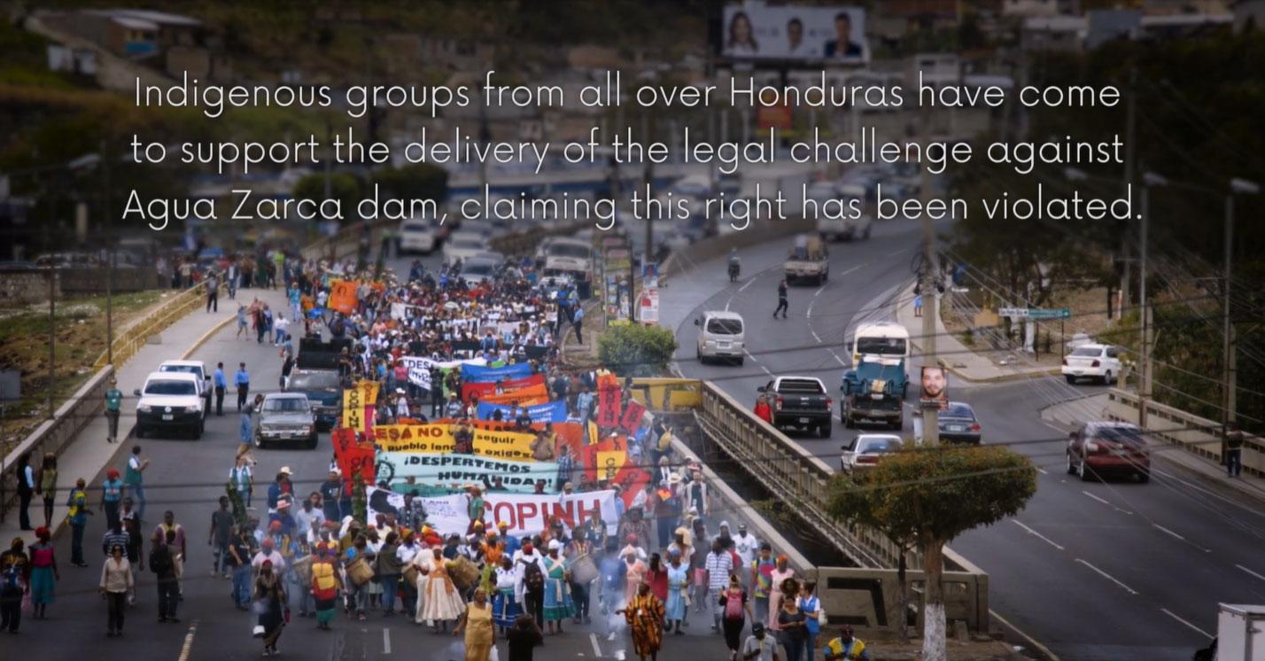La lotta del popolo dei Lenca in Honduras
