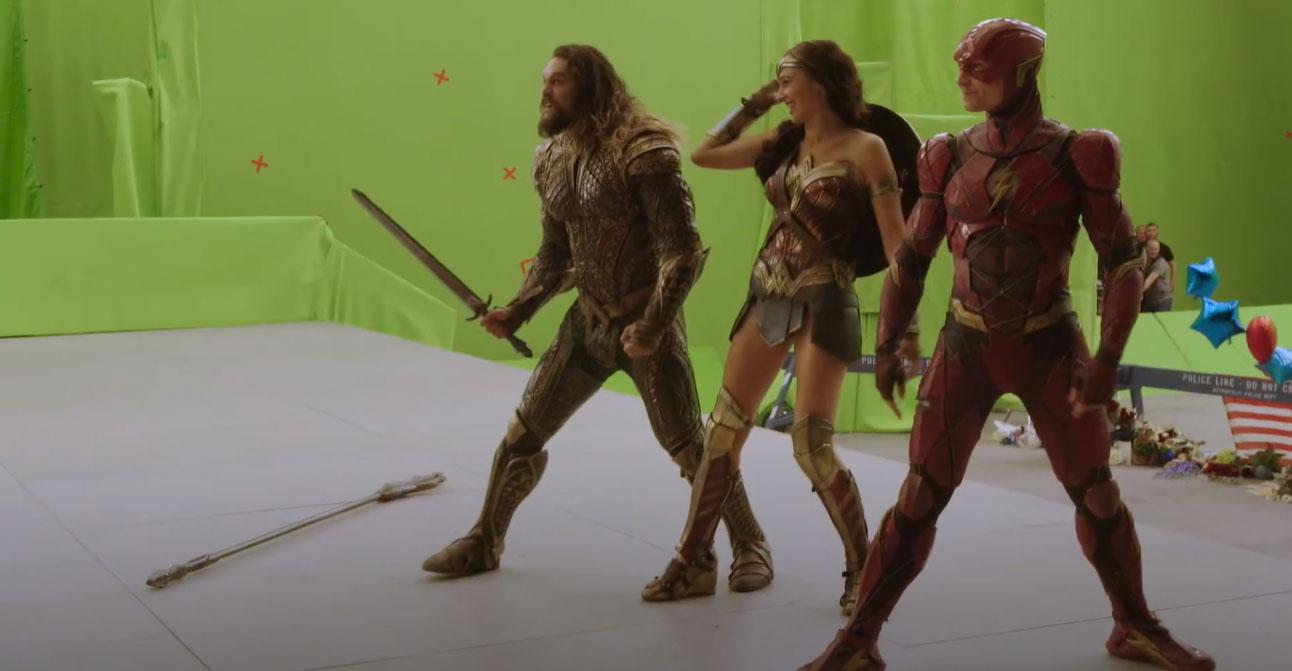 Zack Snyder's Justice League: il Blu-ray e i contenuti speciali Road to Justice League