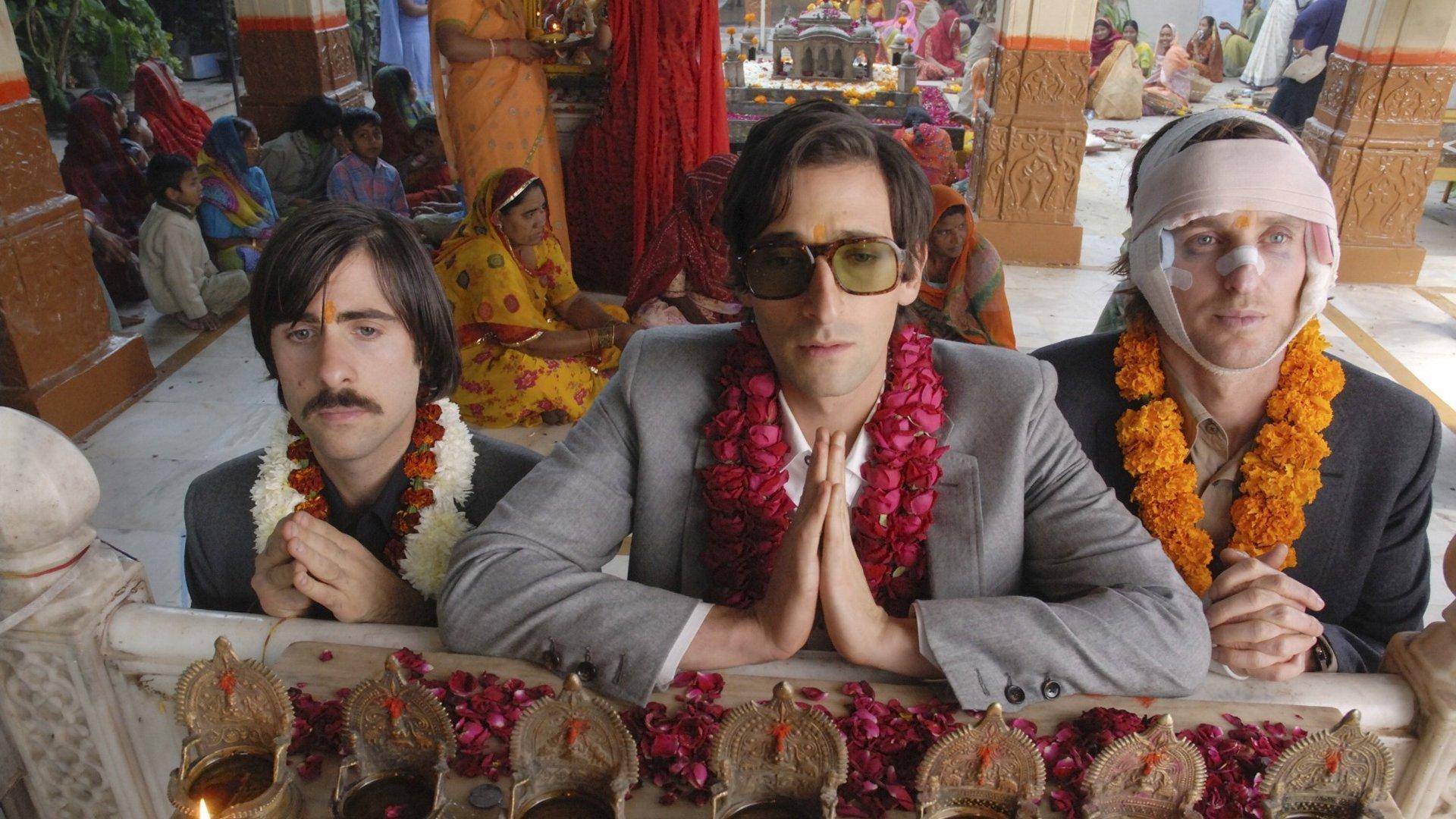 Il treno per il Darjeeling (2007)