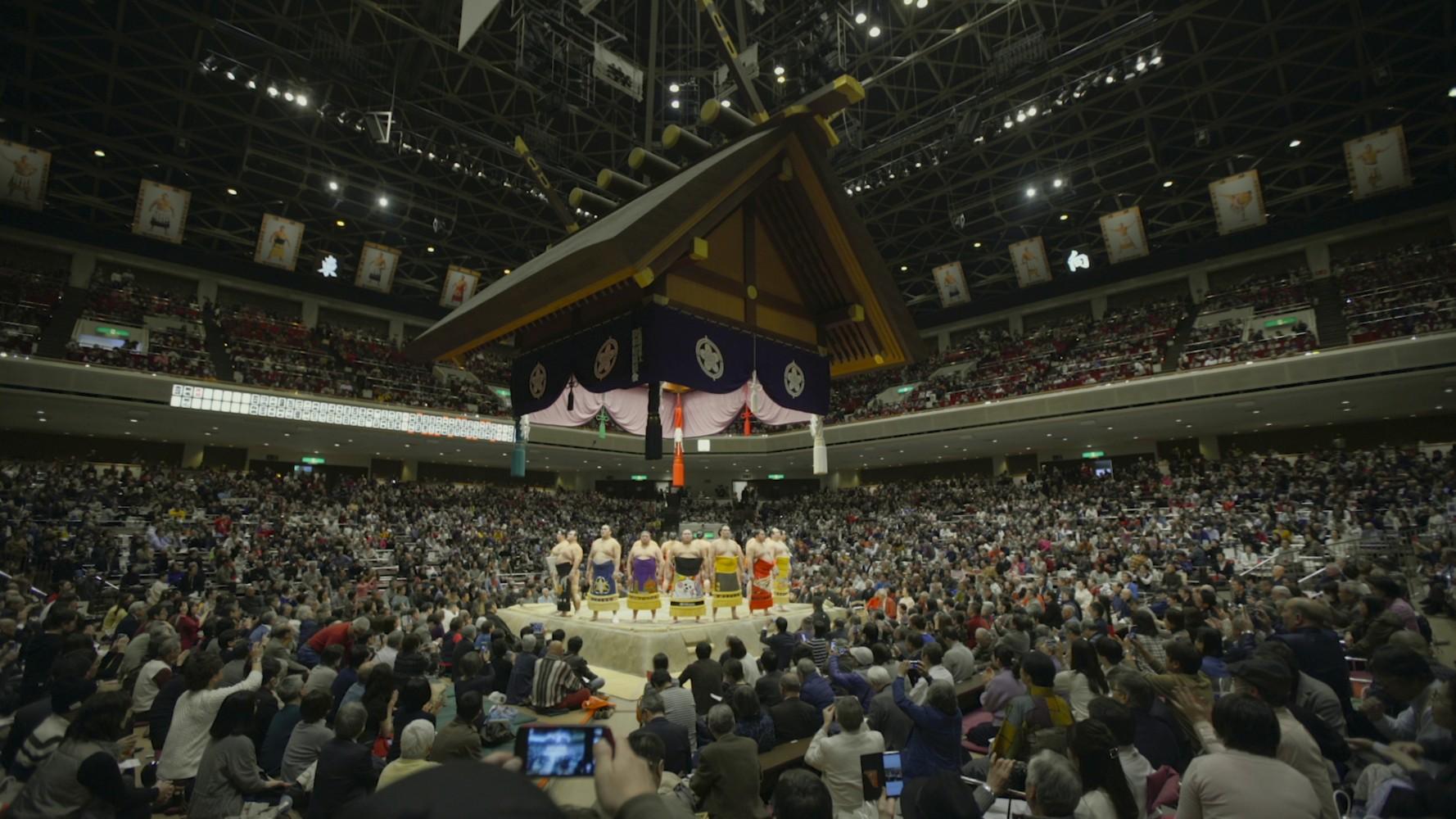 Sumodo: The Successors of Samurai recensione documentario di Sakata Eiji
