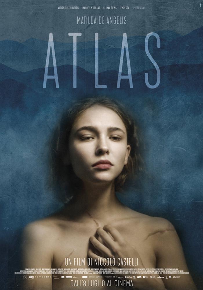 Atlas con Matilda De Angelis