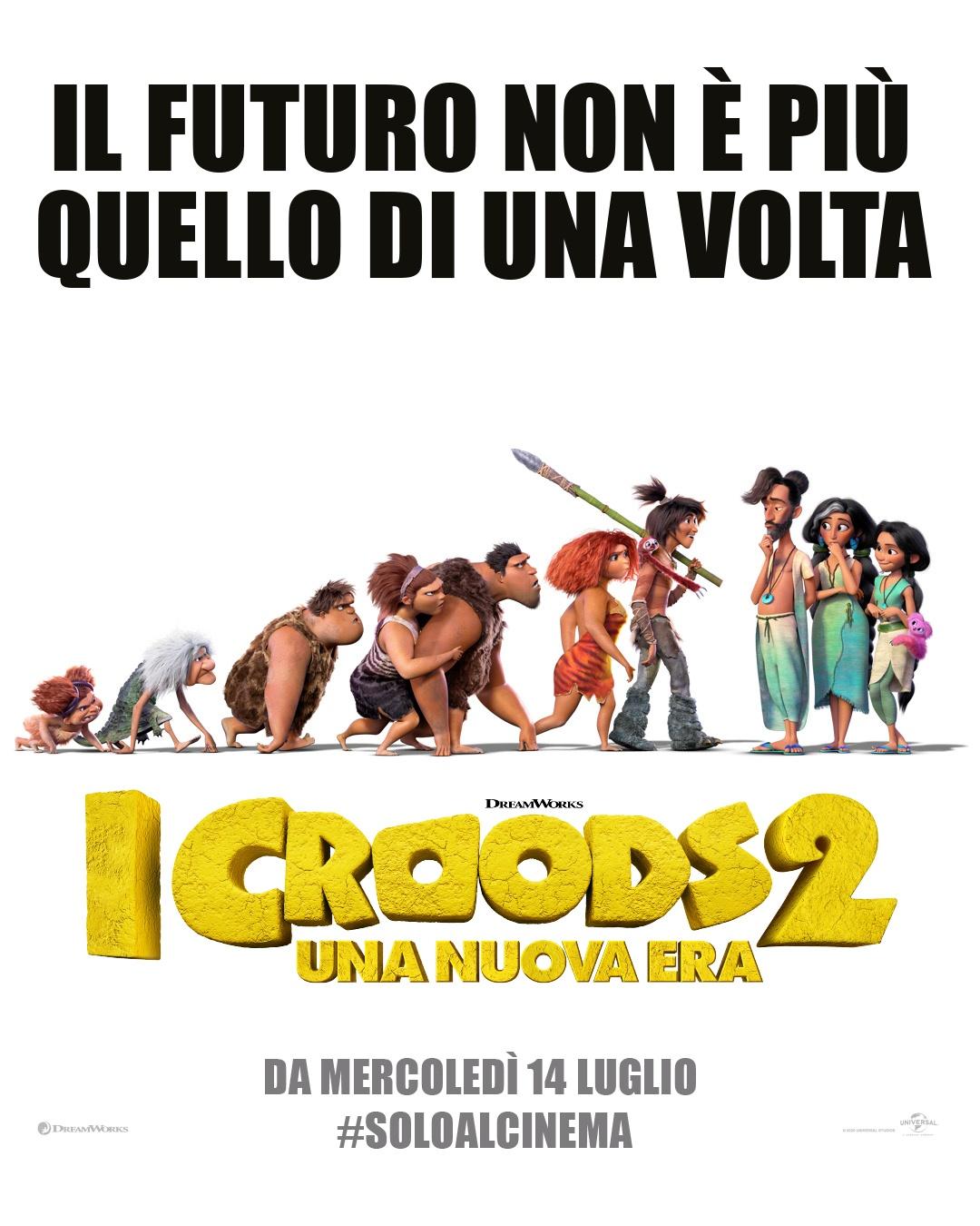 Film in uscita: I Croods 2 - Una nuova era