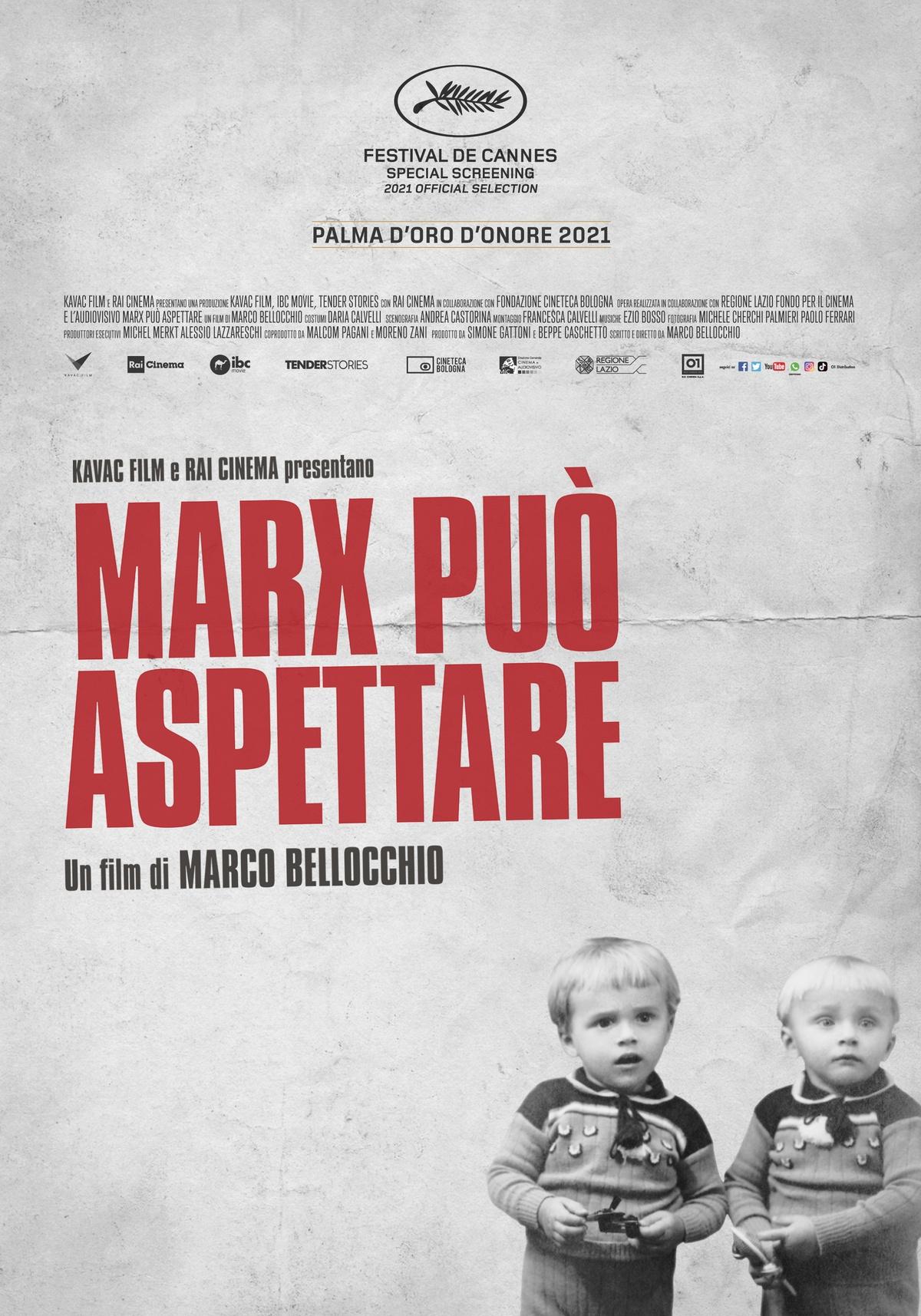 Film in uscita: Marx può aspettare