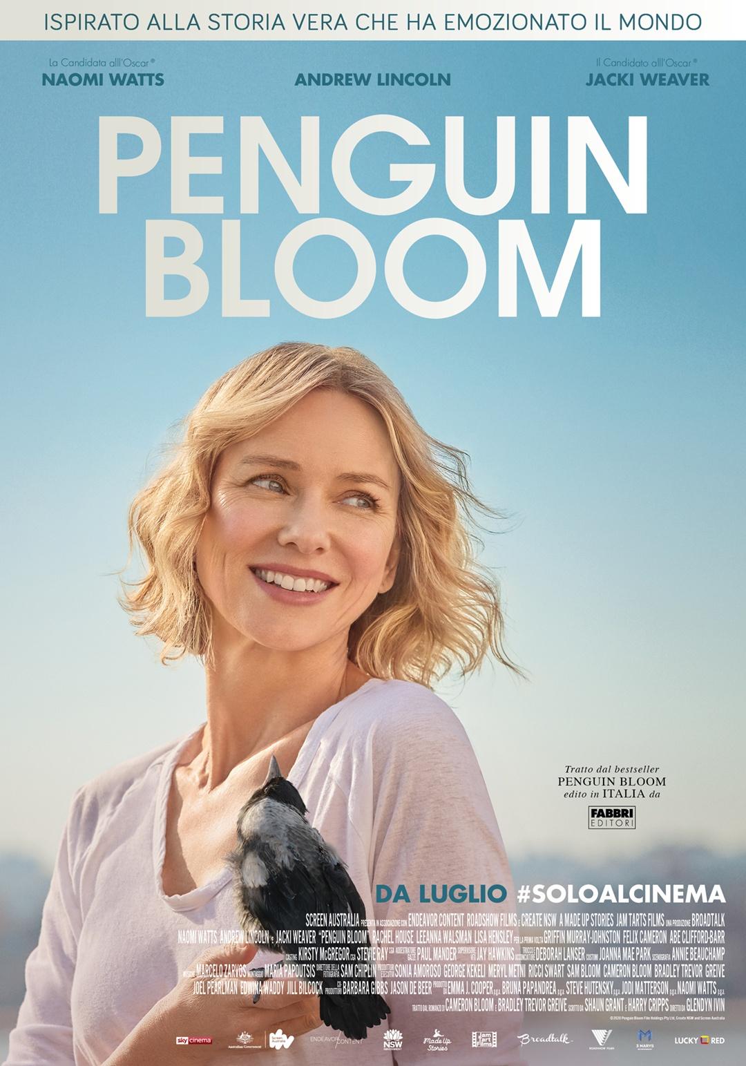 Film in uscita: Penguin Bloom