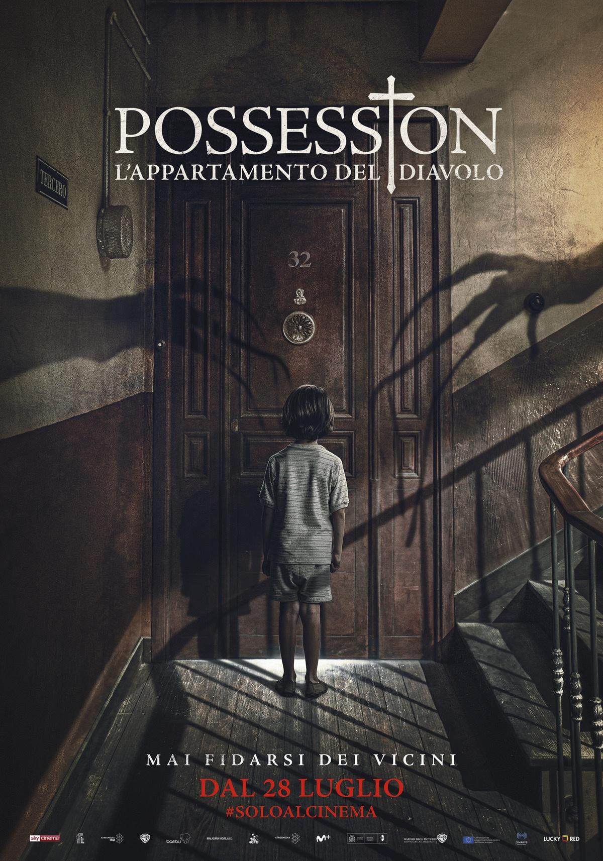 Film in uscita: Possession - L'appartamento del diavolo