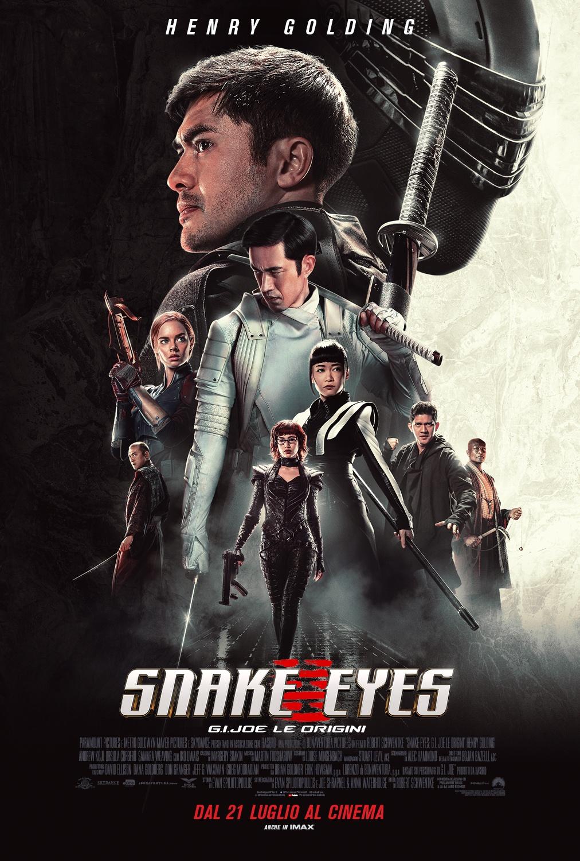 Snake Eyes - G.I. Joe Le Origini